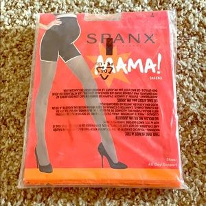 New SPANX FULL LENGTH Sheer Maternity Panty Hose